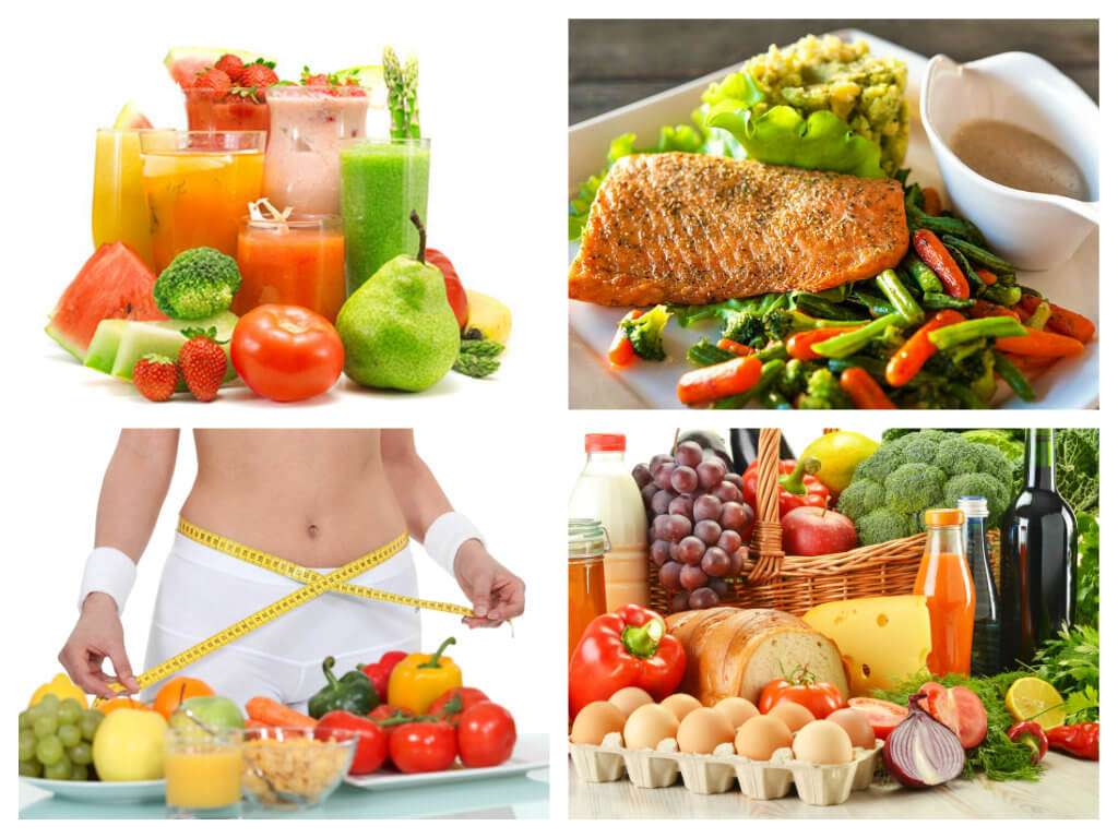 Похудеть продукты питания